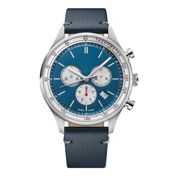 Часы с логотипом Deluxe PL44081.08