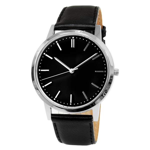 Часы мужские Sagitta L01-MS с чёрным циферблатом