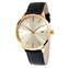 Часы мужские Mensa L03-MG с золотым циферблатом