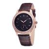 Часы женские Corvus S02-LR с чёрным циферблатом