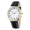 Часы наручные Libra A03-MG с арабскими цифрами