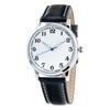 Часы наручные Libra A03-MS с арабскими цифрами