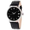 Часы мужские Lacerta A06-MS с чёрным циферблатом