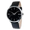Часы мужские Mensa L03-MS с чёрным циферблатом