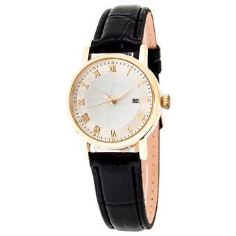 Часы женские Lacerta A06-LG с белым циферблатом