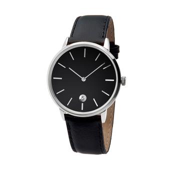 Часы женские Aquarius S01-LG с чёрным циферблатом