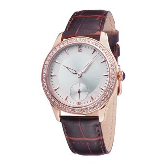 Часы женские Corvus S02N-LR с белым циферблатом