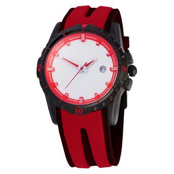 Наручные часы Hercules-II A05-MB красные с белым циферблатом