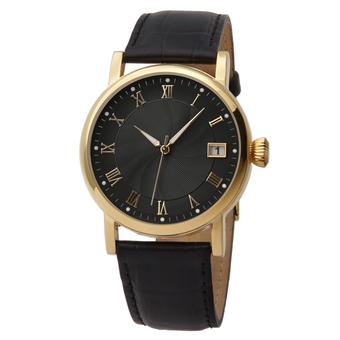 Часы мужские Lacerta A06-MG с чёрным циферблатом