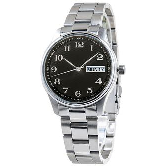Наручные часы S03-MS ORION с черным циферблатом