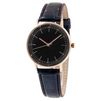 Часы Vela A01-UR с чёрным циферблатом
