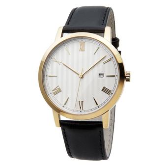 Часы мужские Sagitta Date L01D-MG с белым циферблатом