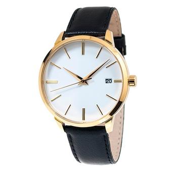 Часы мужские Mensa L03-MG с белым циферблатом