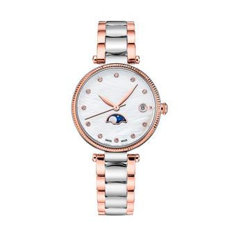 Часы с логотипом Moonphase Lady PL40196.03
