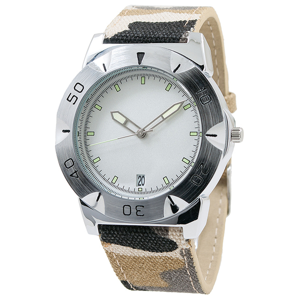 Наручные часы Fornax A02-MS с белым циферблатом