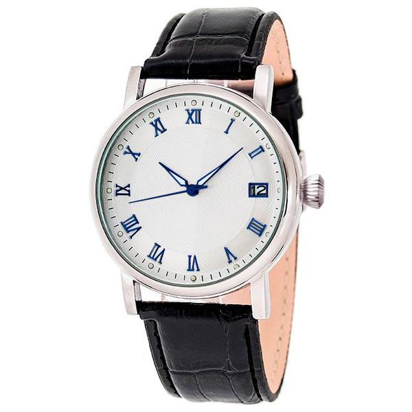Часы мужские Lacerta A06-MS с белым циферблатом