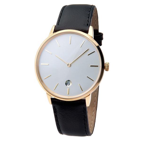 Часы мужские Aquarius S01-MG с белым циферблатом