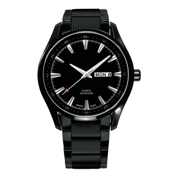 Часы с логотипом Premium PL44027.04