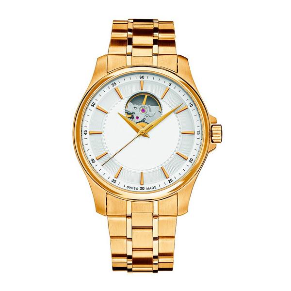 Часы с логотипом Prestige Open Heart Automatic PLA44050.04