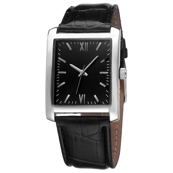 Наручные часы Gemini A07-MS с чёрным циферблатом