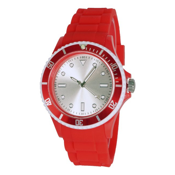 Наручные часы Columba P01-U красные