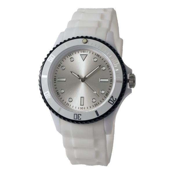 Наручные часы Columba P01-U белые
