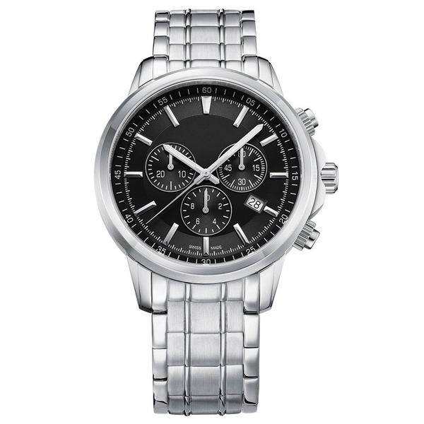 Часы с логотипом Classico Chrono PL44052.01