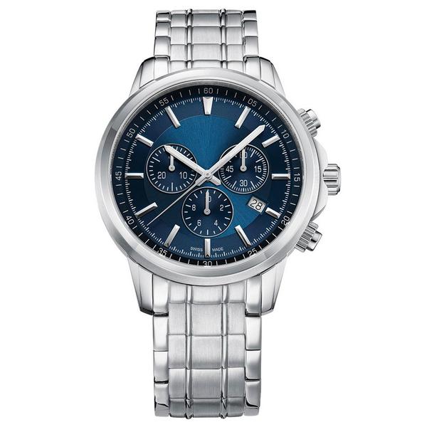 Часы с логотипом Classico Chrono PL44052.03