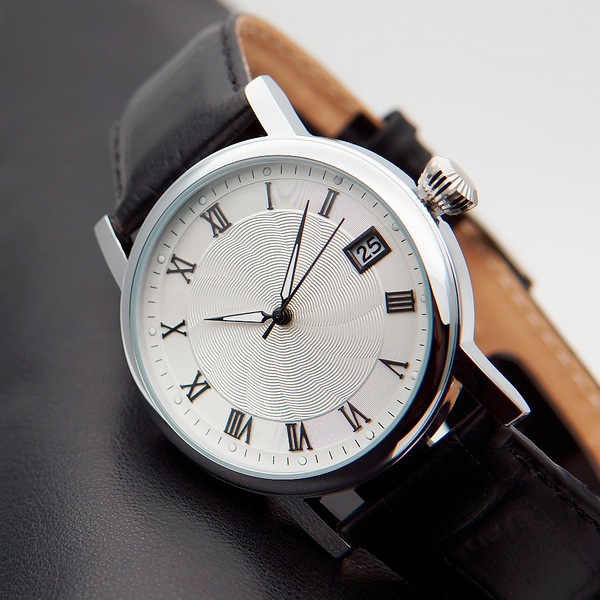 Часы мужские Lacerta A06-MS с чёрными индексами