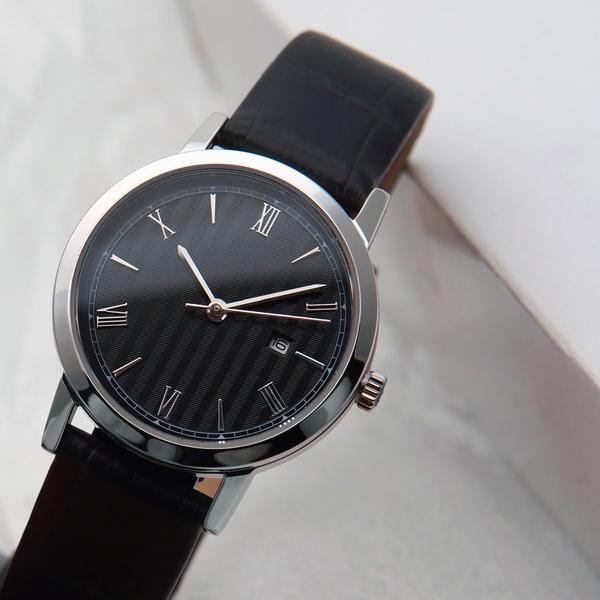 Часы женские Sagitta Date L01D-LS с чёрным циферблатом