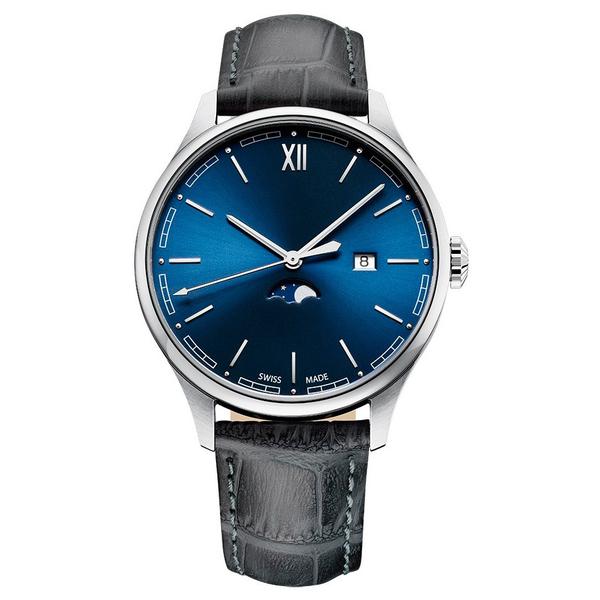 Часы с логотипом Moonphase Gent PL40202.02