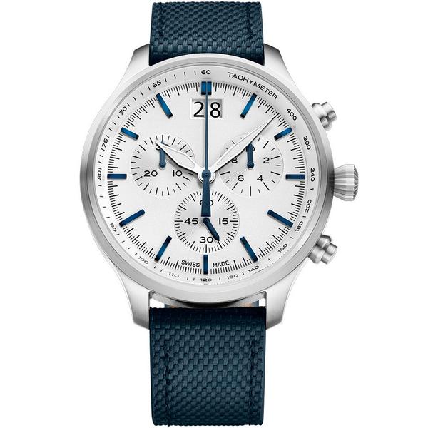 Часы с логотипом Sportmaster PL44064.02
