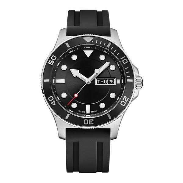 Часы с логотипом Diver PL44068.07