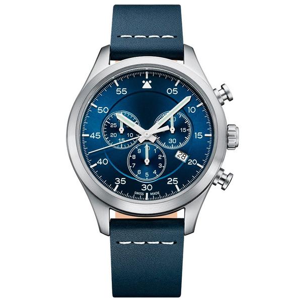 Часы с логотипом Vintage Chrono PL44076.05