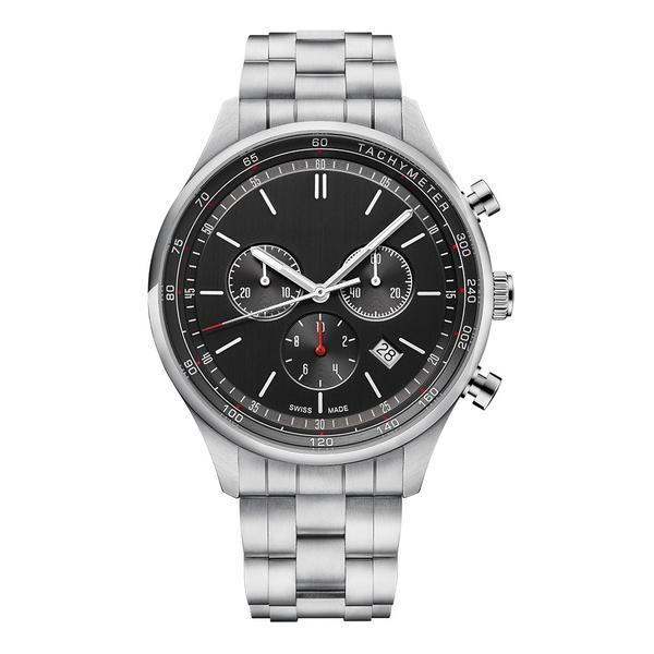 Часы с логотипом Deluxe PL44081.01