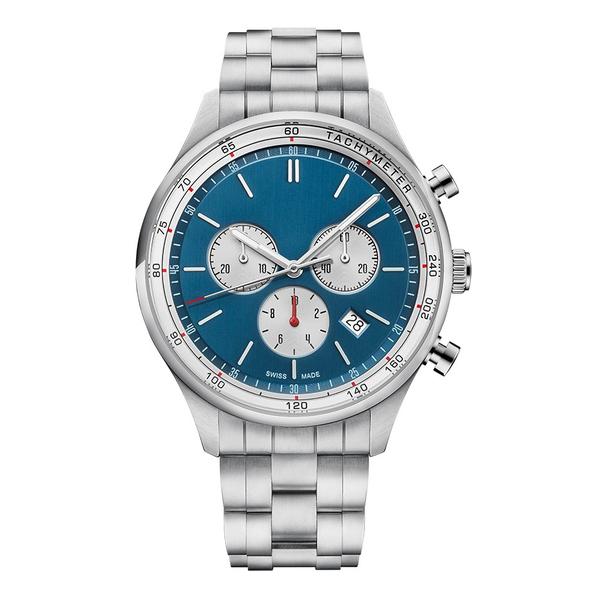 Часы с логотипом Deluxe PL44081.03