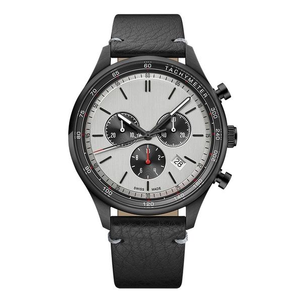 Часы с логотипом Deluxe PL44081.11