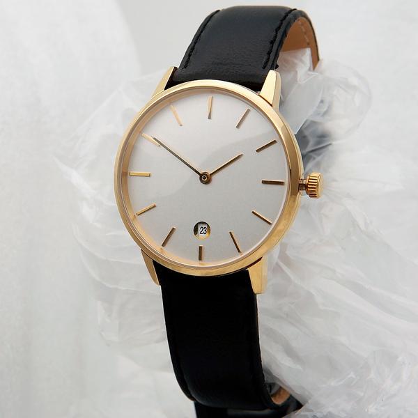 Часы женские Aquarius S01-LG с белым циферблатом