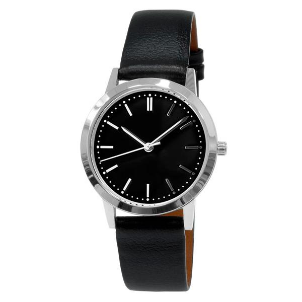Часы женские Sagitta L01-LS с чёрным циферблатом