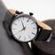 Часы мужские Mensa L03-MB с белым циферблатом